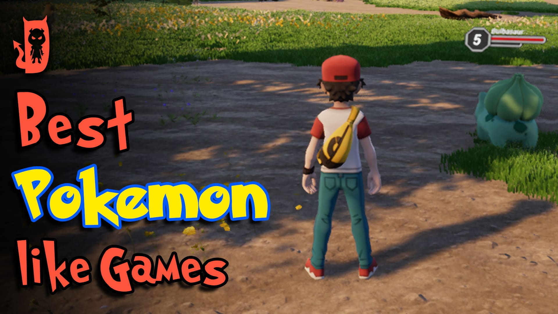 Pokemon like Games for Android