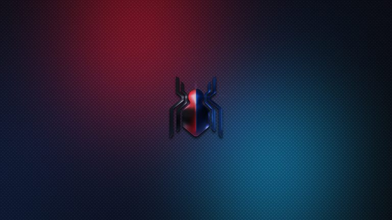 realme spiderman wallpaper