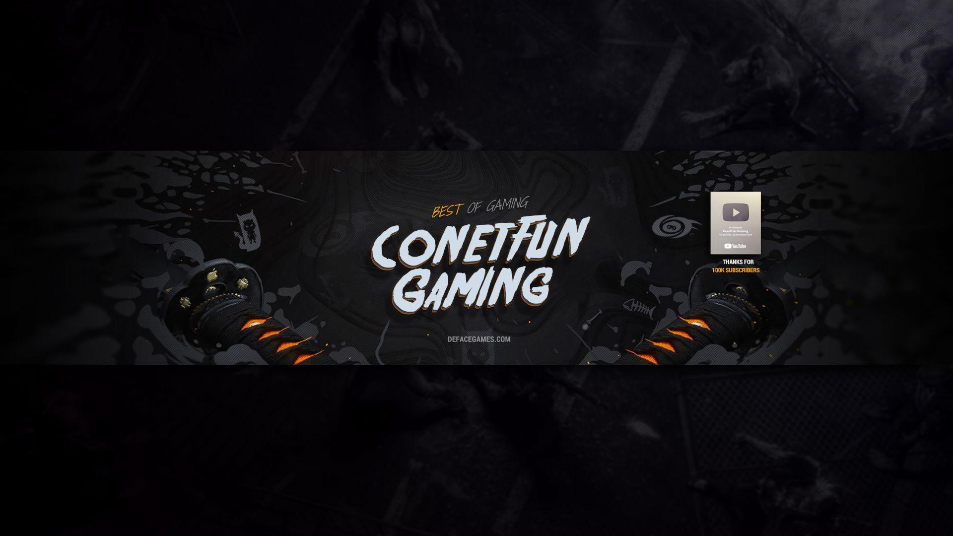 Black Katana Gaming YouTube Cover