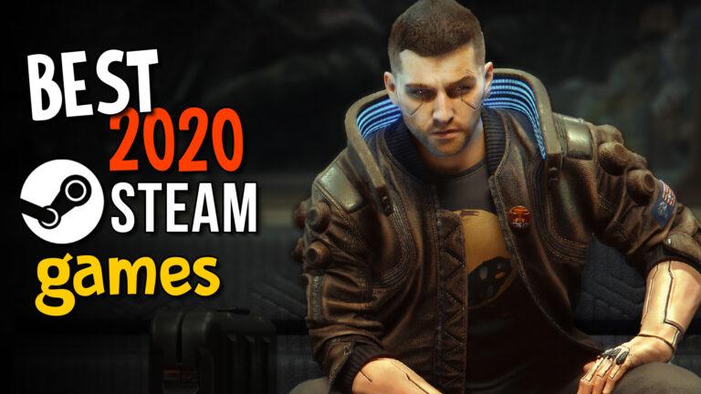 Best Steam Games of 2020